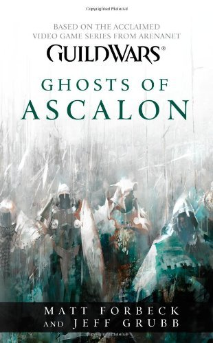 Matt Forbeck Guild Wars Ghosts Of Ascalon
