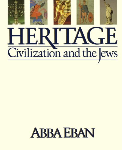 abba-eban-heritage-civilization-and-the-jews