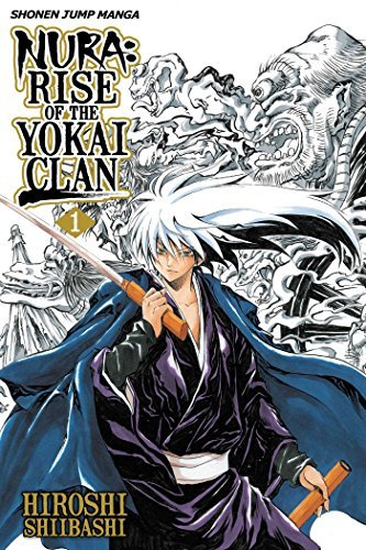 Hiroshi Shiibashi Nura Rise Of The Yokai Clan Vol. 1