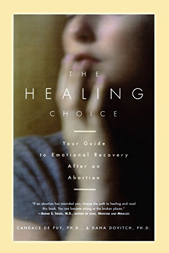 Dana Dovitch The Healing Choice Your Guide To Emotional Recovery After An Abortio Original