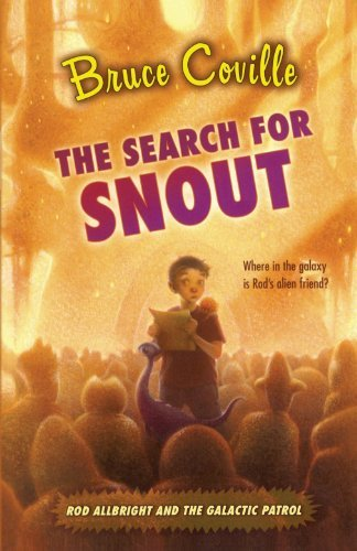 Bruce Coville The Search For Snout Reissue