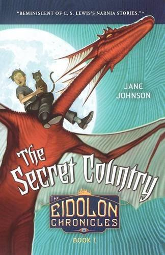Jane Johnson The Secret Country Reprint