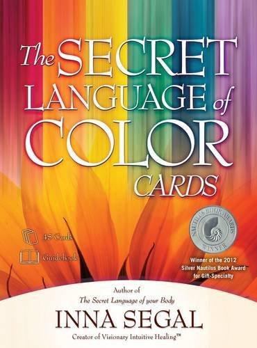 Inna Segal The Secret Language Of Color Cards [with Paperback