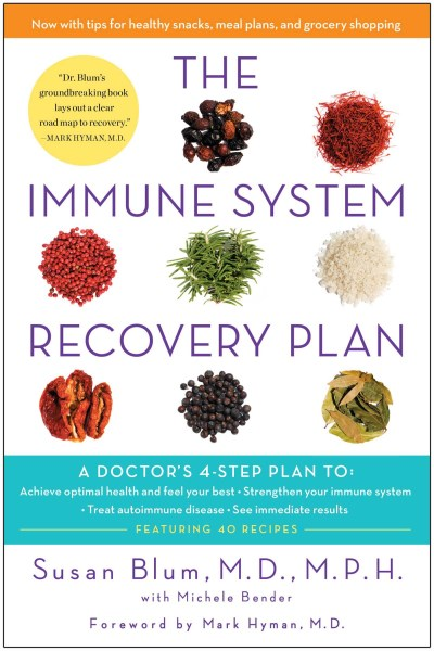 Susan Blum The Immune System Recovery Plan A Doctor's 4 Step Program To Treat Autoimmune Dis