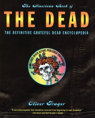 Oliver Trager The American Book Of The Dead Original