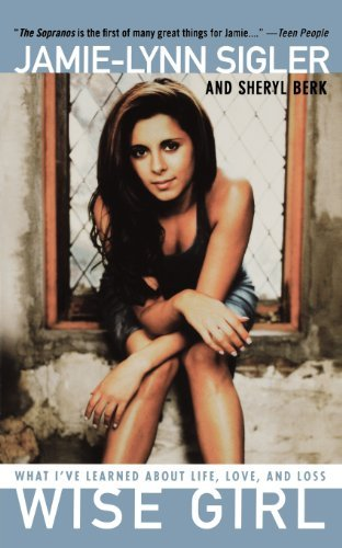 Jamie Lynn Sigler Wise Girl What I've Learned About Life Love And Loss