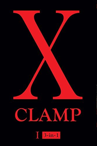 Clamp X Vol. 1 Includes Vols. 1 2 & 3 0003 Edition;original