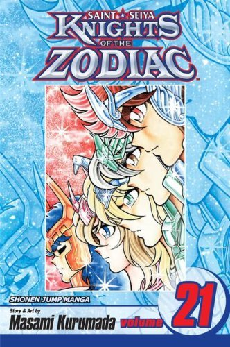 Masami Kurumada Knights Of The Zodiac (saint Seiya) Vol. 21