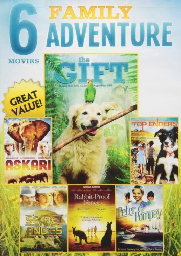6 Movie Family Adventure Vol. 2 Nr 2 DVD Slimline