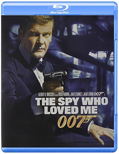 James Bond Spy Who Loved Me Moore Bach Jurgens Kiel Munro Pg Blu Ray Ws