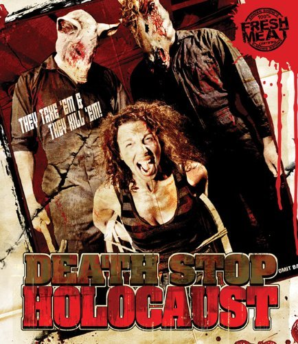 Death Stop Holocaust Death Stop Holocaust Blu Ray Ws Nr