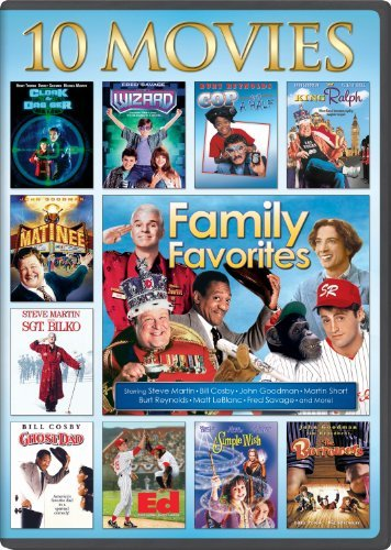 Family Favorites 10 Movie Col Family Favorites 10 Movie Col Ws Pg 10 On 3