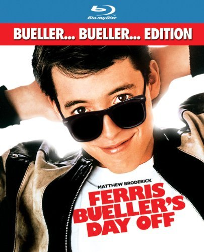Ferris Bueller's Day Off Broderick Sara Ruck Blu Ray Ws Pg13