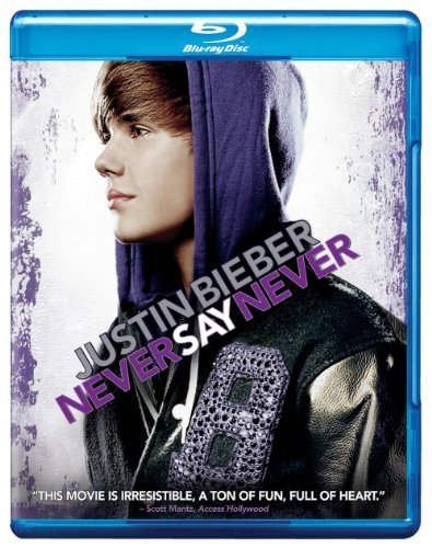 Justin Bieber Justin Bieber Never Say Never Blu Ray Ws Incl. DVD