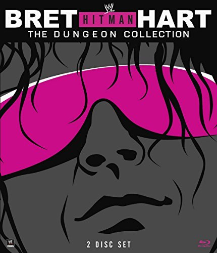 Wwe Bret Hit Man Hart The Dungeon Collection Blu Ray Ws Tvpg