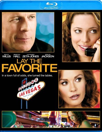 Lay The Favorite Hall Willis Zeta Jones Blu Ray Ws R