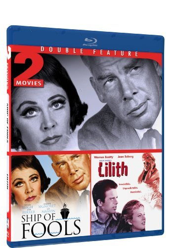 Ship Of Fools Lilith Double Feature Blu Ray Nr