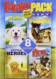 8 Movie Family Pack Vol. 2 8 Movie Family Pack Nr 2 DVD