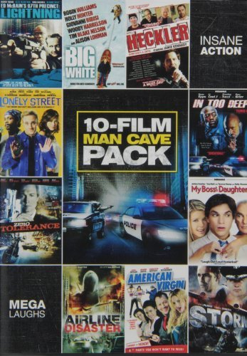 10 Movie Man Can Pack Vol. 4 Nr 2 DVD