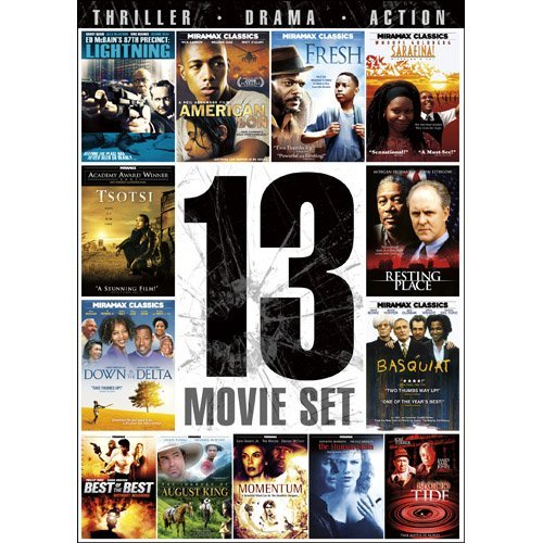 13 Movie Set 13 Movie Set Ws R 3 DVD