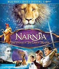 Chronicles Of Narnia Voyage Of The Dawn Treader Barnes Keynes Henley Poulter Blu Ray Pg