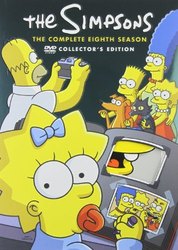 Simpsons Season 8 DVD