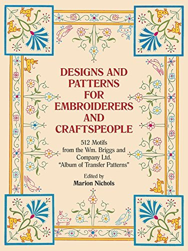 William Briggs &. Co Designs And Patterns For Embroiderers And Craftspe