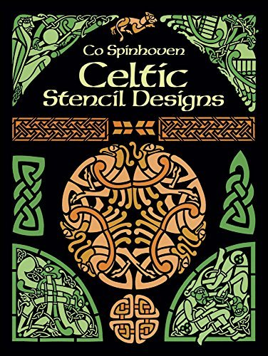 Co Spinhoven Celtic Stencil Designs