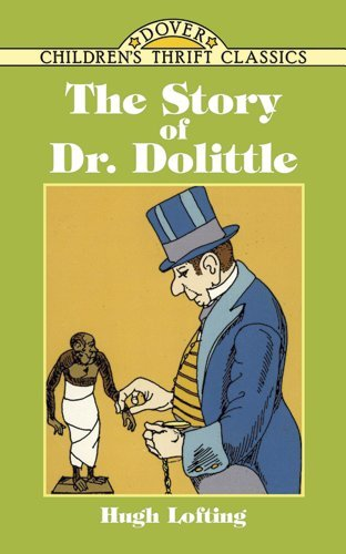 Hugh Lofting The Story Of Doctor Dolittle Abridged