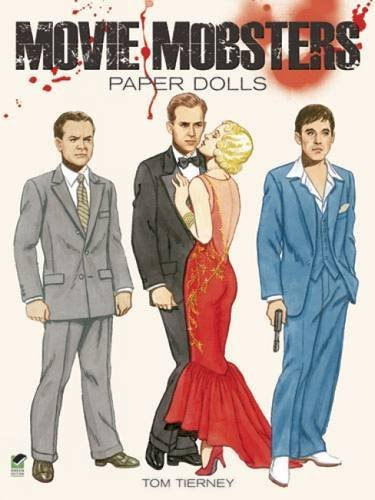 tom-tierney-movie-mobsters-paper-dolls-green