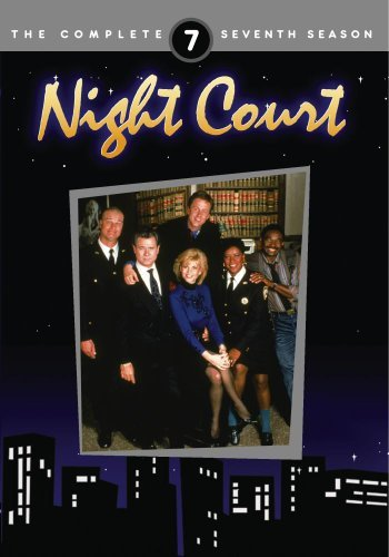 Night Court Season 7 Made On Demand Nr