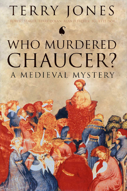 Terry Jones Who Murdered Chaucer?
