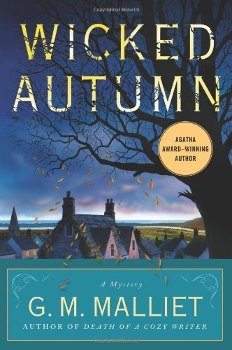 G. M. Malliet Wicked Autumn A Max Tudor Novel