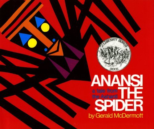 Gerald Mcdermott Anansi The Spider A Tale From The Ashanti