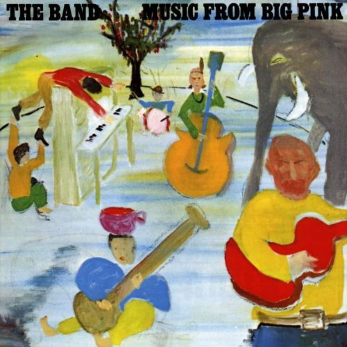 Band Music From Big Pink
