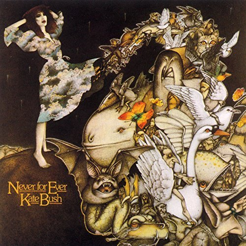 Kate Bush Never Forever Import Eu