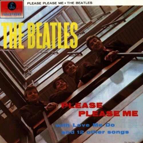 Beatles Please Please Me Explicit Version