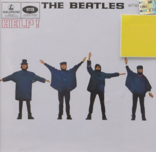 Beatles Help! (british)