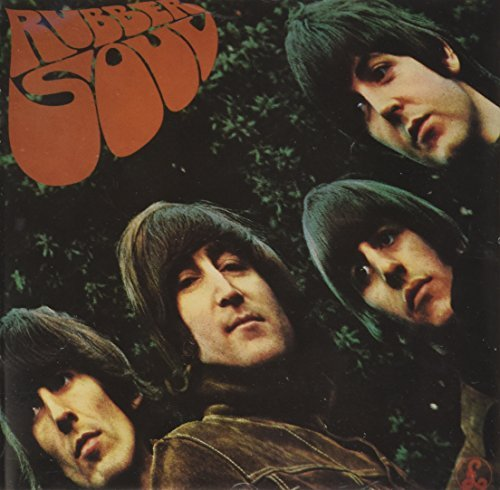 Beatles Rubber Soul (british)