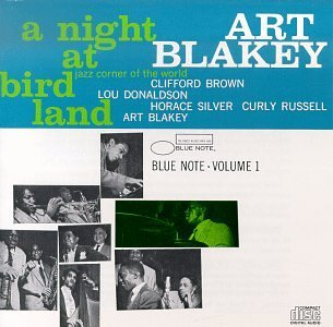 Art Blakey Vol. 1 Night At Birdland