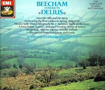 F. Delius Music Of Forrester Beecham Choral Soc Beecham Royal Phil Orch