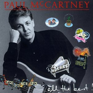 Mccartney Paul All The Best