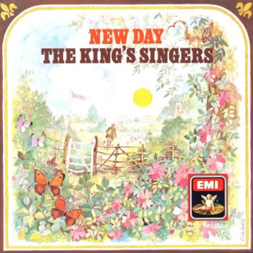 King's Singers New Day King's Singers