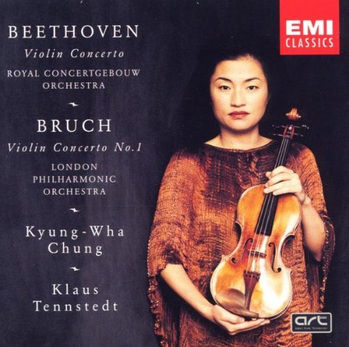 Beethoven Bruch Con Vn (d) Con Vn 1 (gm) Chung*kyung Wha (vn) Tennstedt Various