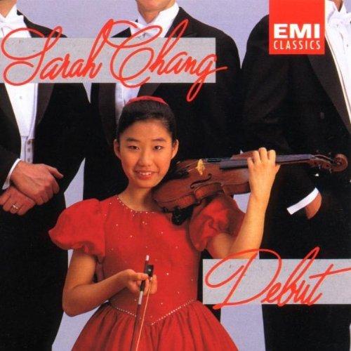Sarah Chang/Debut@Chang (Vn)/Rivers (Pno)