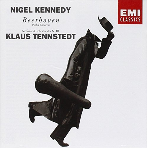 Beethoven Bach Con Vn Preludio Allegro Assai Kennedy*nigel (vn) Tennstedt Ndr So