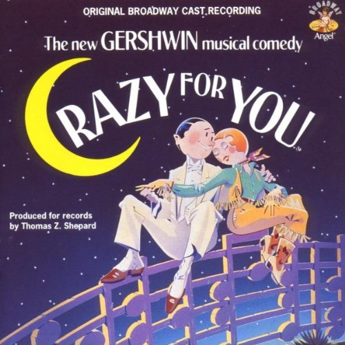 Cast Recording Crazy For You Groener Benson Hillner Pawk +