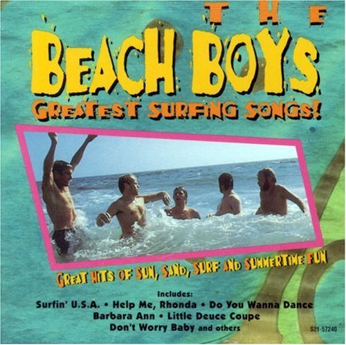 Beach Boys Greatest Surfing Songs