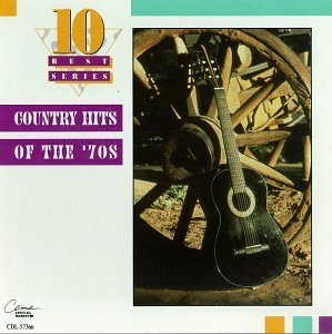 Country Hits Country Hits Of The '70s Campbell Rogers Gayle Haggard Country Hits