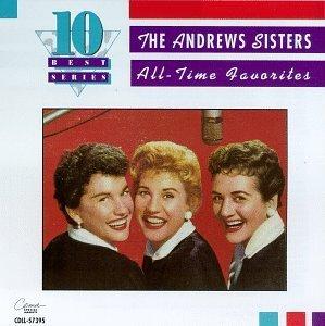 Andrews Sisters/All-Time Favorites@10 Best
